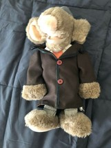 Vintage The Touchables Commonwealth You Dirty Rat Plush Stuffed Animal 1991 - $12.61