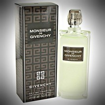Monsieur Givenchy Cologne by Givenchy 3.4 oz Eau De Toilette Spray *New ... - $35.52