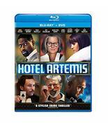Hotel Artemis [Blu-ray + DVD] (2018) - $15.95