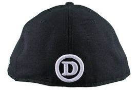 Dissizit 59Fifty NEW ERA Ajusté Funking It Up Casquette / Chapeau Noir Blanc image 4