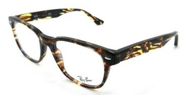 Ray-Ban Rx Eyeglasses Frames RB 5359 5711 53-19-145 Spotted Blue /Brown/ Yellow - $137.20