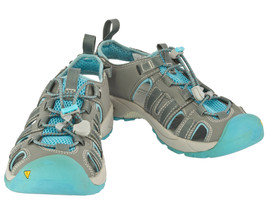 KEEN 1008461 TURIA WOMENS NEW BREATHABLE TRAIL WATER SHOE US 7 EU 37.5 U... - $29.99