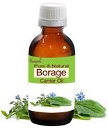 Borage Oil- Pure & Natural Carrier Oil- 100ml Borago officinalis by Bangota - $43.32