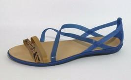 Crocs Comfort women's sandals slip on multicolor flat size 9 - $26.72