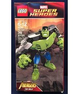 Lego 4530 Marvel Super Heroes Hulk Factory Sealed Retired Box Has Dents ... - $29.69
