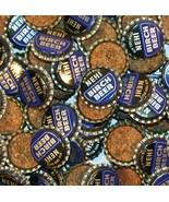Soda pop bottle caps Lot of 12 NEHI BIRCH BEER #1 cork unused new old stock - $5.99