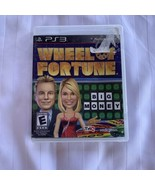 Wheel of Fortune (Sony PlayStation 3, 2012) - $15.58