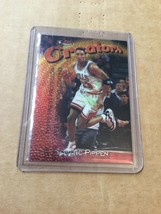 SCOTTIE PIPPEN 1997-1998 Topps Finest Creators #199 With Peel Chicago Bulls - $7.91