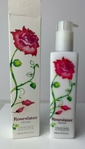 Crabtree & Evelyn ROSEWATER Body Lotion 8.5 fl oz with Pump New In Box O... - $19.79
