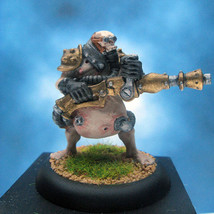Painted Privateer Press Warmachine Miniature Bile Thrall - $38.07