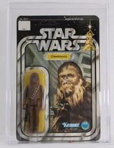 Star Wars Chewbacca 12 Back-C AFA 60 1978 Kenner - $696.25