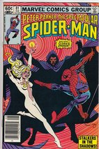 Peter Parker The Spectacular Spider-Man #81 : Stalkers in the Shadows (M... - $4.89