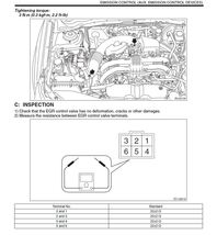 2008-2010 Subaru Forester Factory Repair Service Manual - $13.40