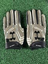 Team Issued Baltimore Ravens Under Armour Swarm Xl Football Gloves - $29.99