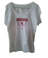 Houston Cougars Nike Women's T Shirt Size S or XL NWT - $13.59