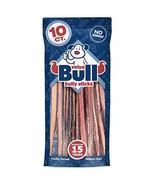 ValueBull Premium Bully Sticks, 12 Inch Medium, 10 Count - Angus Beef, L... - $53.80