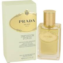 Prada Infusion D'iris Absolue Perfume 1.7 Oz Eau De Parfum Spray image 1