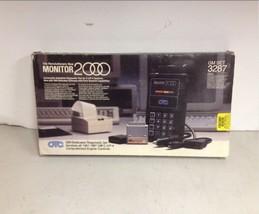 OTC Monitor 2000 GM Set 3287 Adaptive Diagonostic Tool Incomplete - $37.50