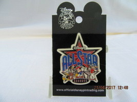 WDW 2003 DISNEY'S ALL STAR RESORTS (DONALD, MICKEY & GOOFY) 3D PIN - $26.00