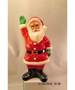 Artline Santa Christmas  Hard Plastic Figure Molded Plastic Model #8000 ... - $20.35