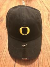 Nike Oregon Ducks Heritage 86 Black Hat - $9.89