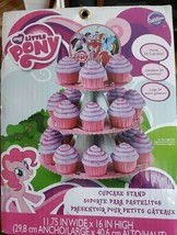 Wilton My Little Pony Cupcake & Treat Stand - New In Package - Ships Free! - $12.59