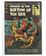 Voyage To The Bottom Of The Sea No 7 TV Photo 12c Comic Book 1967 Seavie... - $5.99
