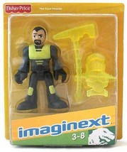 Imaginext DC Super Friends Dinosaur Hunter Mini Figure Fisher Price W469... - $12.74