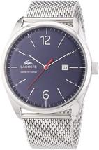 Lacoste Austin Stainless Steel Mesh Men's watch #2010683 - $189.99