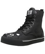T.U.K. Women's A6570L Chukka Creeper Boot,Black,9 M US - $70.04