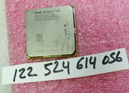 Amd Athlon 64 3200+ Cpu ADA3200AEP5AP 1M Socket 754 Desktop Cpu - $17.81