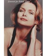Michelle Pfeiffer Glamorous 4x6 Photo - $4.94