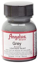 Angelus Brand Acrylic Leather Paint Water Resistant 1 oz - Select Your C... - $2.77
