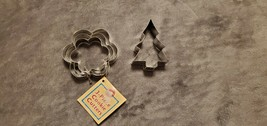 Wilton Metal Cookie Cutters - Set Of Four - $15.00