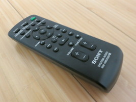 GENUINE OEM SONY RM-AMU009 System Audio Remote Control - $14.01