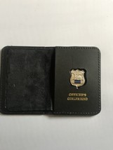 Police Officer Girlfriend.Generic Mini Shield  Leather ID Wallet - 2018 - $23.76