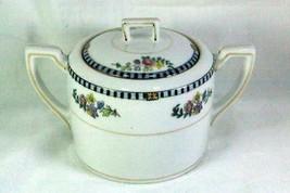 Noritake Sheridan Covered Sugar Bowl Circa 1921 - $7.61