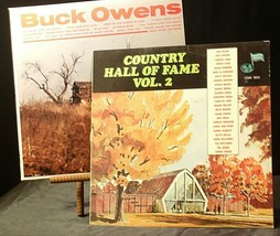 Buck Owens – Country Hall Of Fame Vol. 2  AA20-RC2111 Vintage image 1