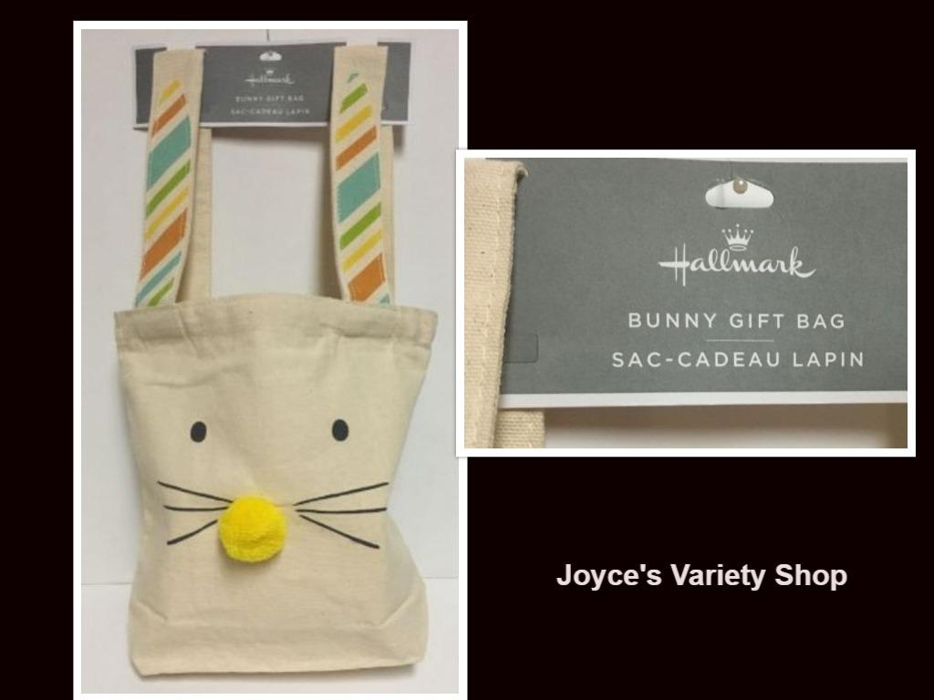 Hallmark bunny bag ebay collage