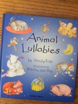 Animal Lullabies by Mandy Ross Childs Play picture book Bedtime Cuddle P... - $3.85