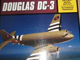 ERTL RAF Transport Operation Market Garden WWII C-47 DC-3 Airplanes-FREE... - $50.00