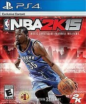 NBA 2K15 PlayStation 4 PS4 - Manual included - $5.34