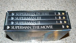 The Christopher Reeve Superman Collection DVD 2... - $17.54