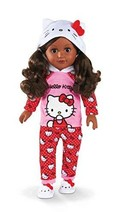 My Life As Hello Kitty Doll, African American, 18-inch Poseable Doll with Cute H - $74.97