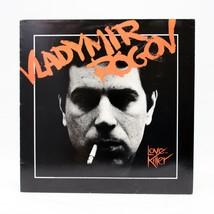 Vladymir Rogov Love Is A Killer LP Vinyl Album Record 1980 Change CLP-8011 - $8.91