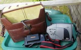 ~~ Vintage JVC Compact VHS Camcorder GR-AX25U ~~ - $15.00