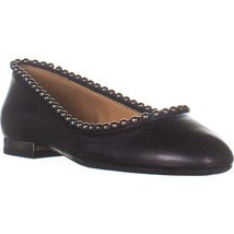 Jessica Simpson Gillian Slip On Ballet Flats, Black, 6 US - $47.99