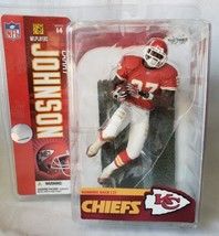 2006 Larry Johnson #27 Kansas City Chiefs McFarlane Sports Picks Series 14 - $14.01
