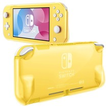 Fintie Grip Case for Nintendo Switch Lite 2019 - Soft TPU [Frosted Trans... - $15.99