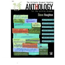 The Ultimate Drumset Reading Anthology Book/CD [Sheet music] - $24.15